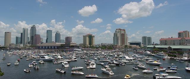 Top 5 Waterfront Restaurants in Tampa